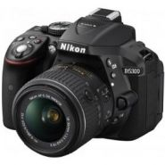 Nikon D5300 Kit 18-55 VR II Black 100th Anniversary Edition