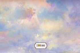 """Фон стена """"Sky blue"""""""