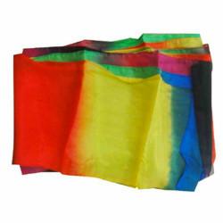Шёлковый стример - разноцветный (500 *13см)