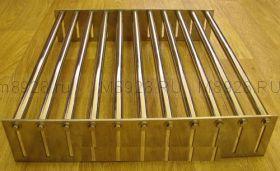 Магнитная решетка 450x450x100мм