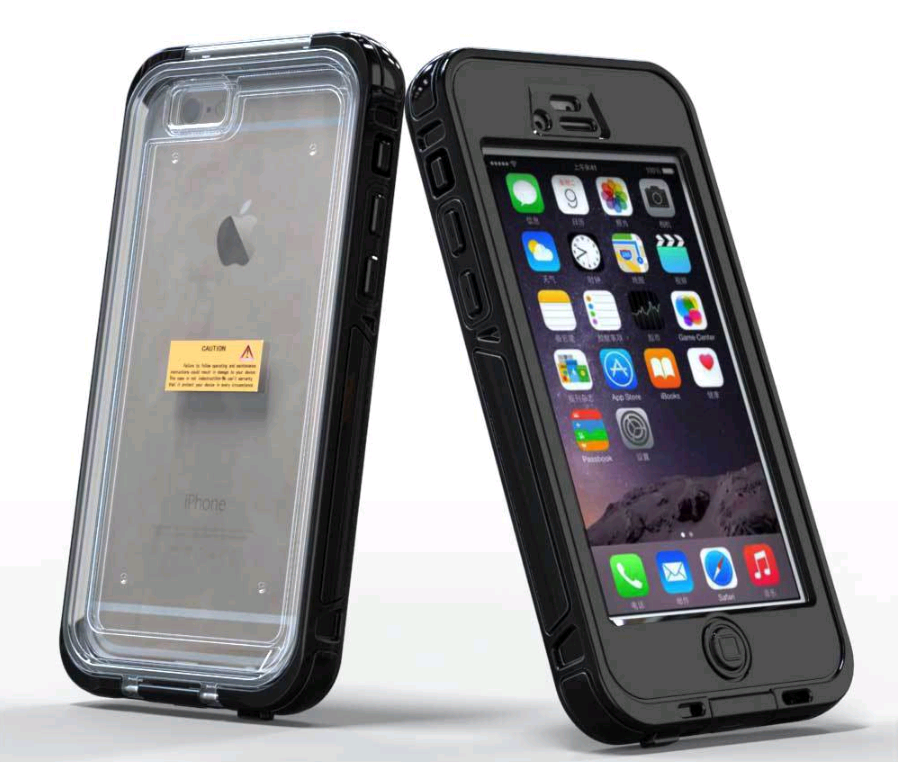 Водонепроницаемый чехол для iPhone 6/6s plus