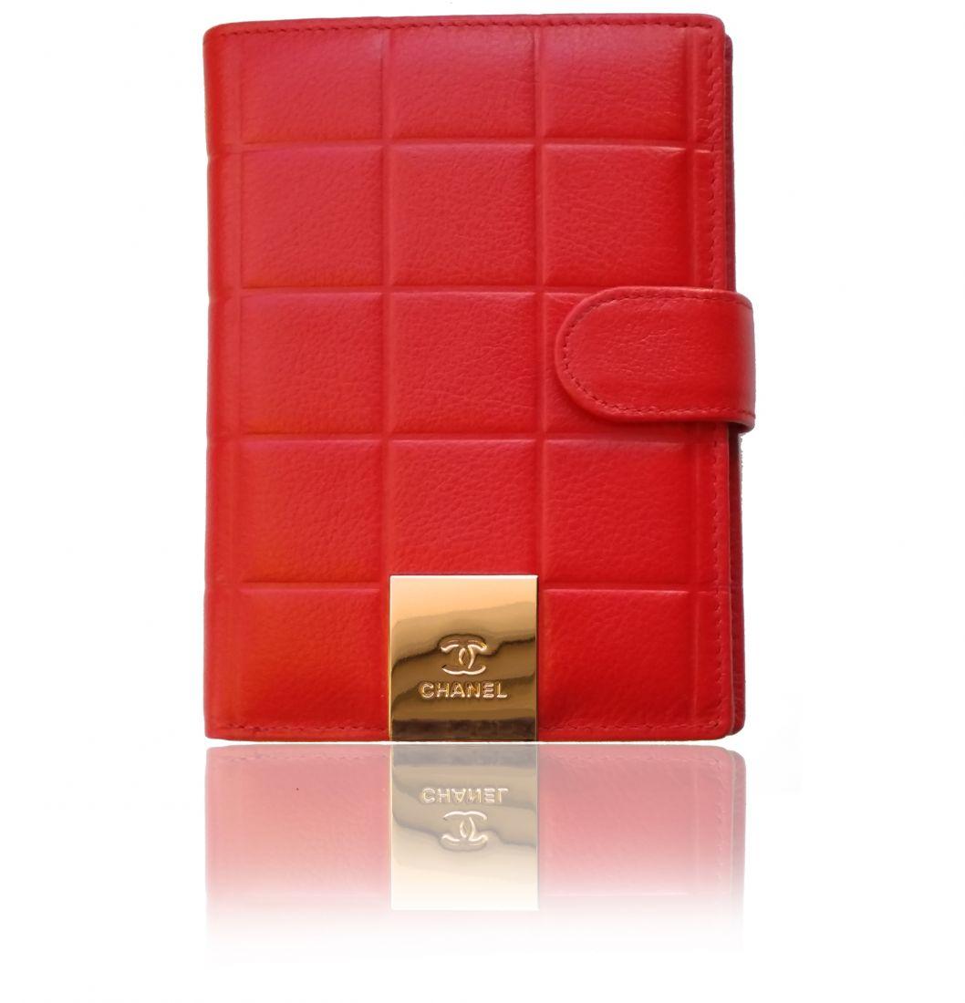 Chanel кошелек, органайзер для авто документов 91259