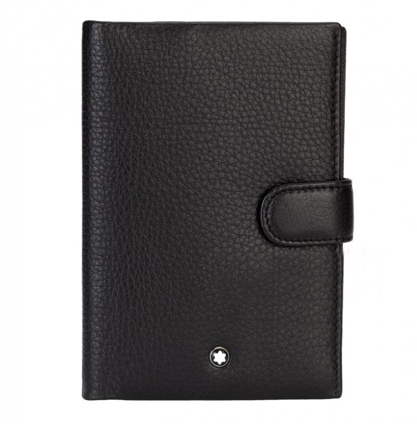 Montblanc органайзер для паспорта и автодокументов 91256