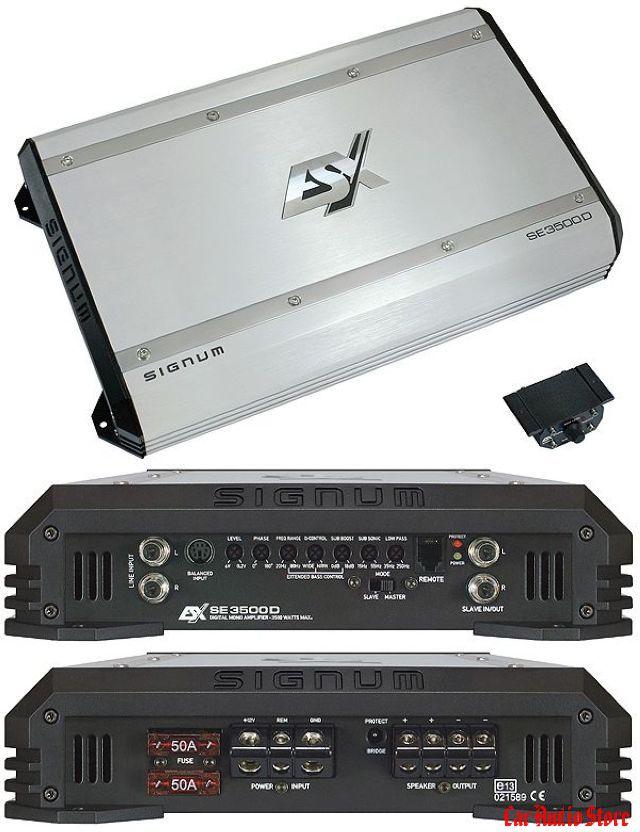 ESX SE3500D