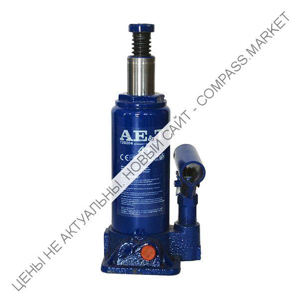 Домкрат бутылочный T20204 AE&T 4т