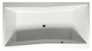 Акриловая ванна Alpen Quest 180x100 без гидромассажа