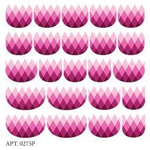 Слайдер-дизайн для ногтей № 0275
