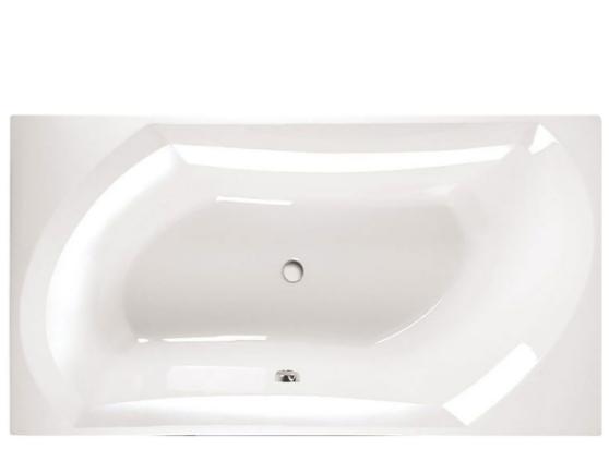Акриловая ванна Alpen Salsa 190x100 без гидромассажа