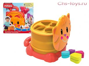 Логика B1914 PLAYSKOOL Сортер Возьми с собой HASBRO