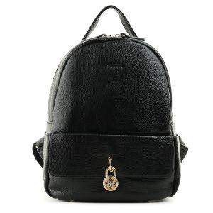 Чёрный рюкзак Fiato
