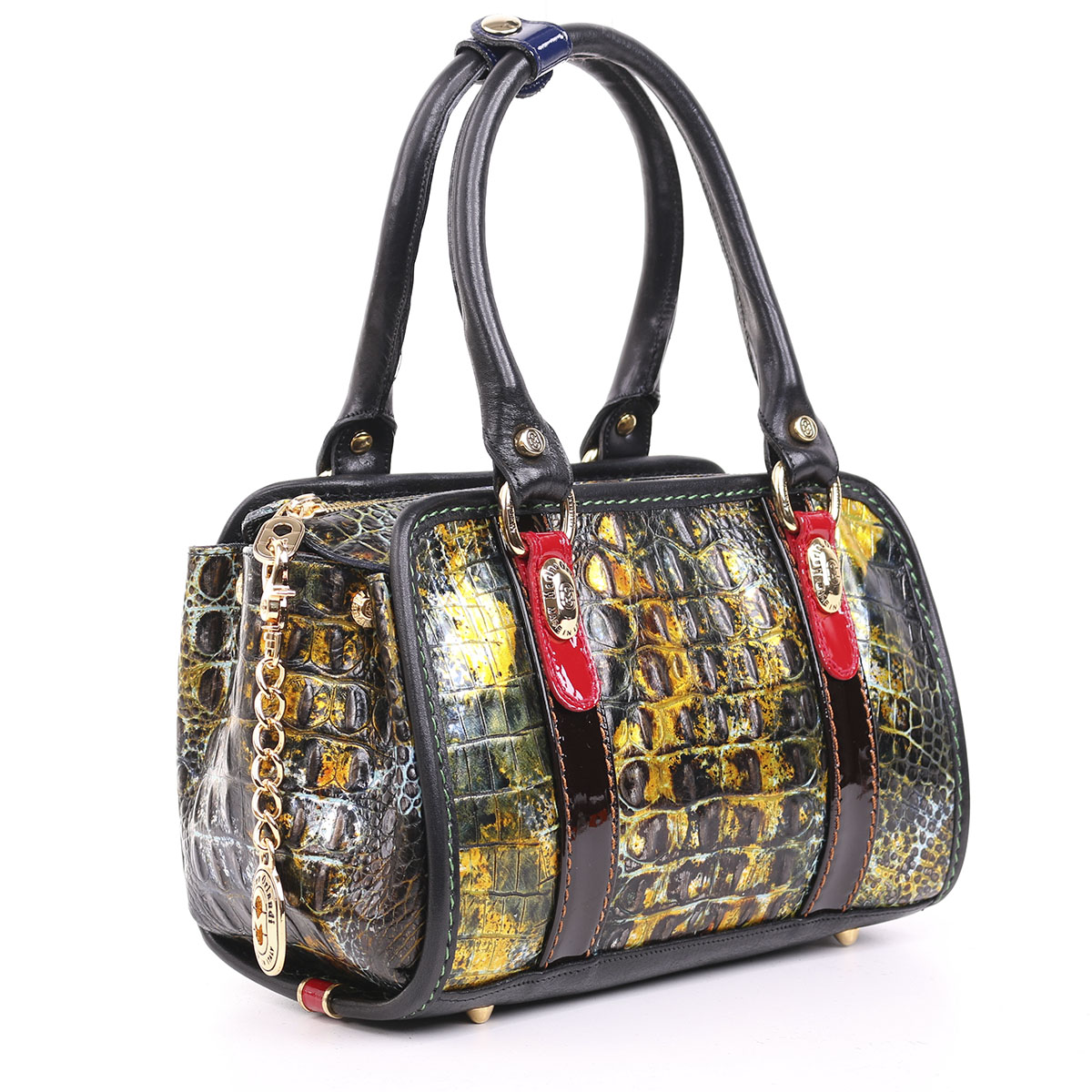 8be8a8e1c44f Фиолетовая итальянская сумка. Сумка Marino Orlandi из натуральной кожи. ‹ ›