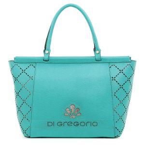 Кожаная сумка Di Gregorio