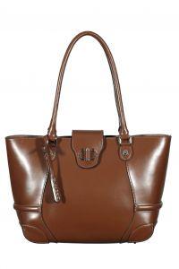 Коричневая сумка Cromia