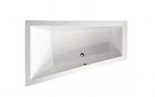 Акриловая ванна Alpen Triangl 180x120 L без гидромассажа