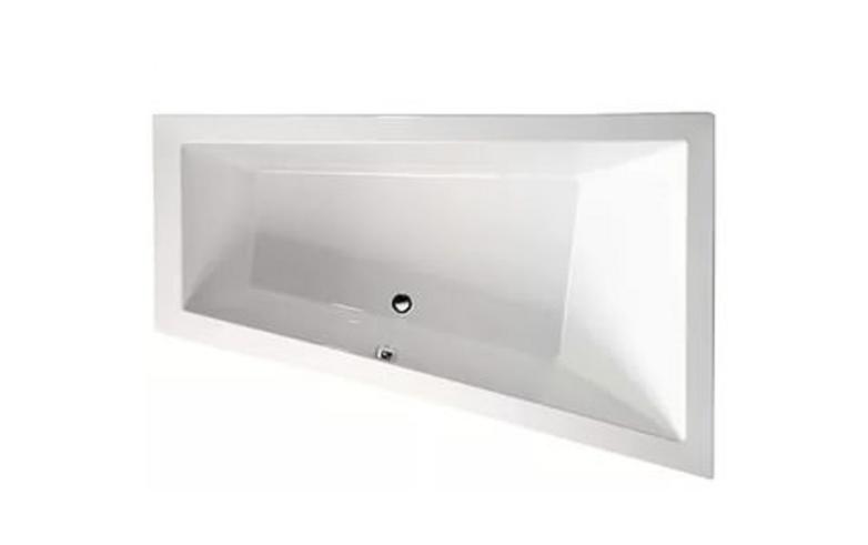 Акриловая ванна Alpen Triangl 180x120 R без гидромассажа