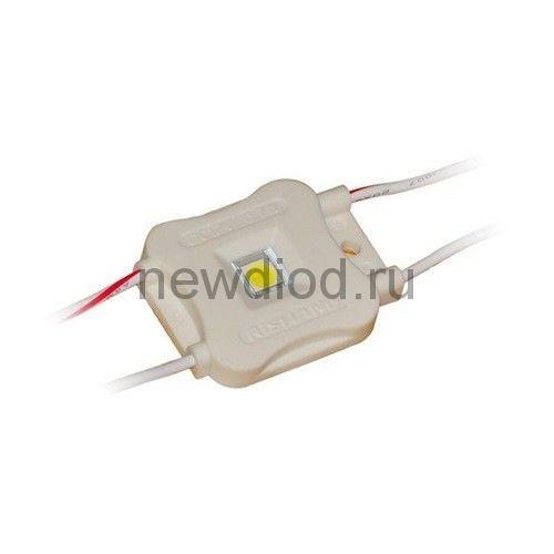 Светодиодный модуль SMD 5054/2LED 44LM   45*12*6 мм  IP65 white
