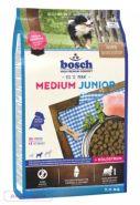 Bosch Junior Medium Полнорационный корм для щенков средних пород (3 кг)
