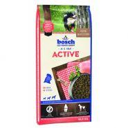 Bosch Active Полнорационный корм для взрослых собак с повышенным уровнем активности (15 кг)