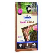 Bosch Maxi Adult Полнорационный корм для взрослых собак крупных пород со средним уровнем активности (15 кг)