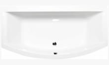 Акриловая ванна Alpen Verva 170x85 без гидромассажа