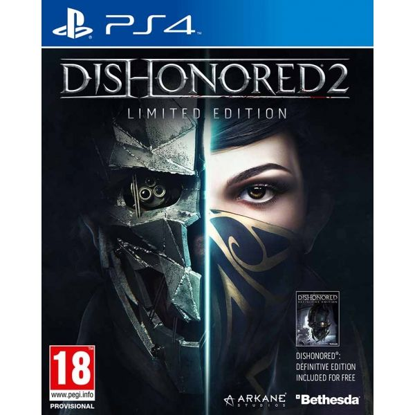 Игра Dishonored 2 Limited Edition  (PS4)