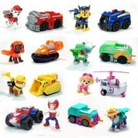 """Набор из 7 игрушек """"Щенячий патруль"""" + Райдер в подарок"""