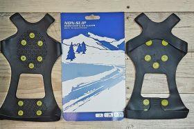 Шипы для обуви (ледоходы), NON-SLIP snow step & ice cleats , размер 48-54( XXL)/1/100/