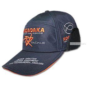 Бейсболка Kosadaka теплая Smart Tackle (синяя)