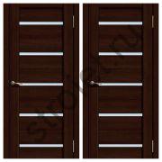 Двери L 26 микрофлекс  венге