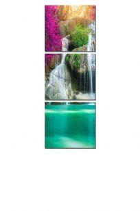 Изумрудный водопад