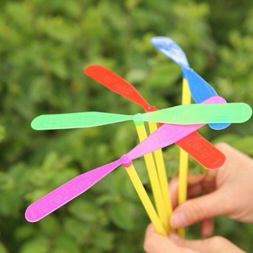 Летающие диски и стрелы