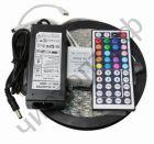 Набор LED лента RGB Огонёк LD-53A (5м-5050,IP65,блок,пульт) комплект ,нужна только розетка