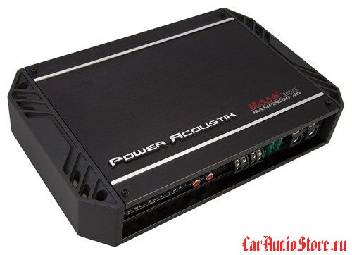 Power Acoustik BAMF2600/4D