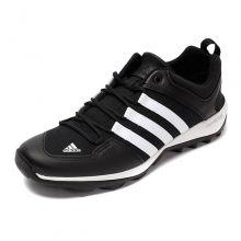 Кроссовки adidas Daroga Plus Canvas чёрные