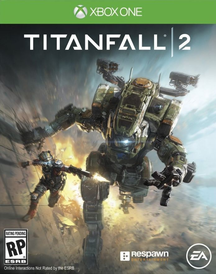 Игра Titanfall 2 (Xbox One, русская версия)
