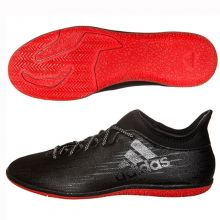 Футзалки adidas X 16.3 IN чёрные