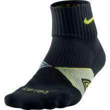 Носки Nike Running Dri-Fit Cushioned Socks чёрные
