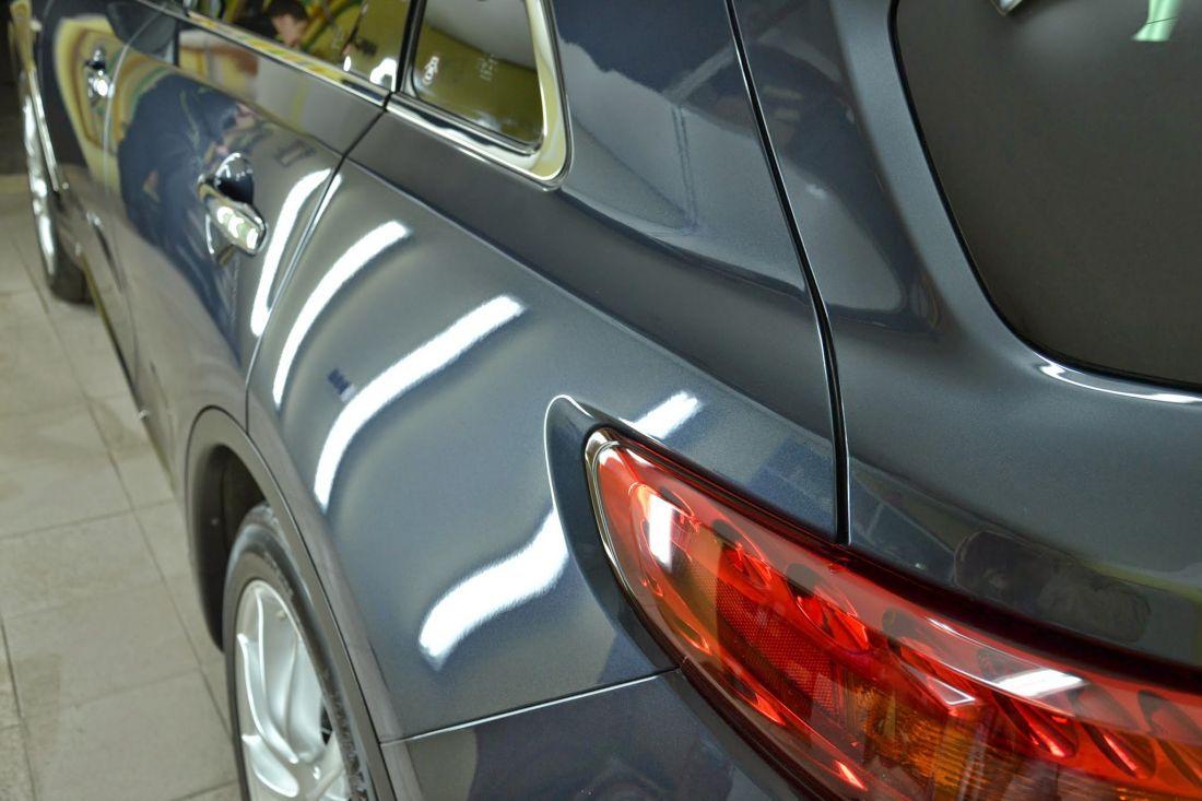 Полная полировка кузова автомобиля