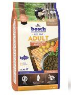 Bosch Adult with Salmon & Potato Полнорационный корм для взрослых собак с лососем и картофелем (1 кг)