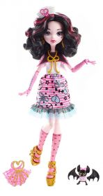 Кукла Дракулаура (Draculaura), серия Пиратская авантюра, MONSTER HIGH
