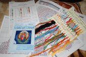 Набор для вышивки крестом Ловец снов - Лисенок