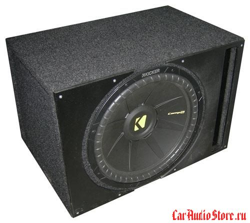 Kicker CWS154 vented box
