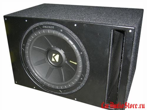 Kicker CWS122 vented box