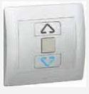 Централизованные выкл. рольставней PLC/ИК  (арт.775626)