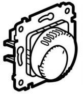 Термостат с НЗ контактом Алюминий (арт.775685)