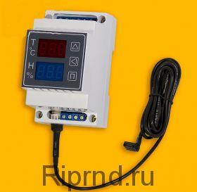 ИРТВ-02 измеритель-регулятор температуры и влажности