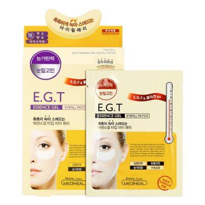Патчи для области вокруг глаз гидрогелевые  E.G.T Essence Gel EyeFeel Patch