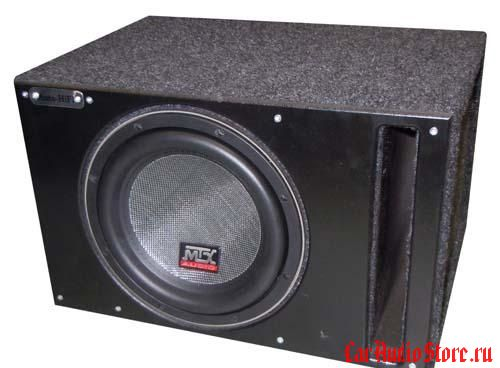MTX T810-44 vented box