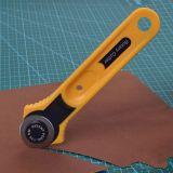 Роторный нож для для раскроя ткани