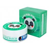 Гидрогелевые патчи вокруг глаз White Organia Panda Eye Patch с коллоидным золотом и коллагеном